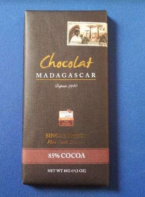 マダガスカルチョコレート85%