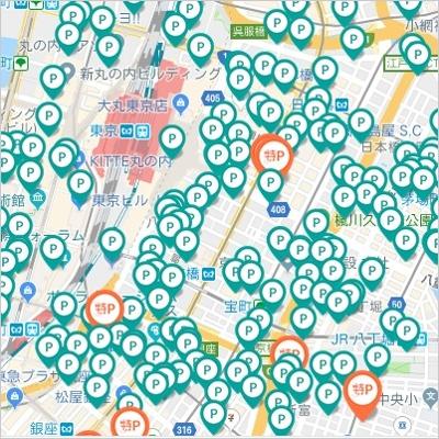 特P・東京駅周辺・全P
