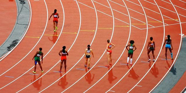 オリンピック・陸上競技