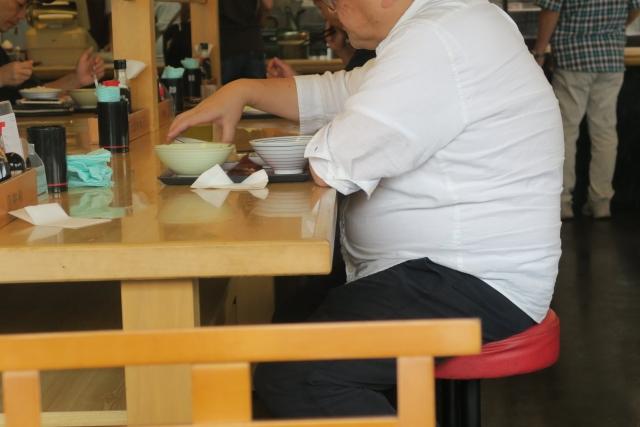 中年男性・肥満