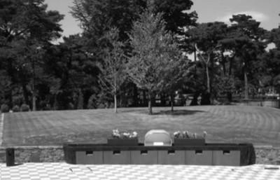小平霊園樹木型埋蔵施設