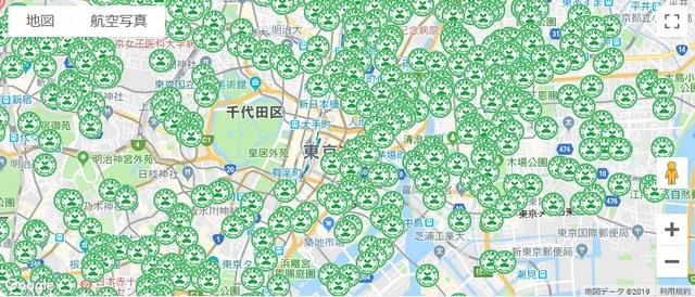 careco・都内ステーション(都心部)