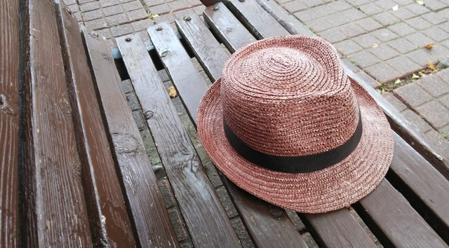 帽子・田中帽子店・麦わら帽子