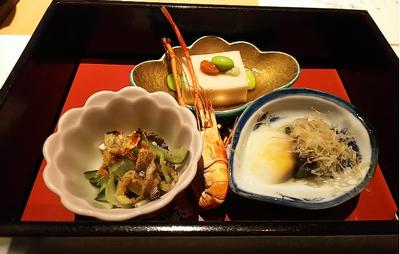 女神湖・アンビエント蓼科・日本料理