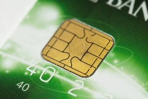 クレジットカード・ICチップ