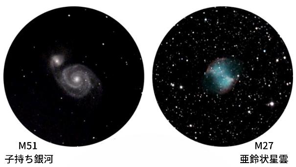 CAMPFIRE-eVscope・子持ち銀河