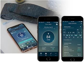 フィリップス・SmartSleep-ディープスリープ-ヘッド・専用アプリ